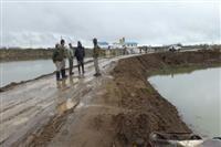 اجرای عملیات پاکسازی رودخانه شلمان رود در لنگرود