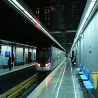 استقبال شهروندان از خدمات مترو در تعطیلات نوروزی فراتر از انتظار بود