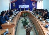 برگزاری جلسه شورای هماهنگی مدیریت بحران شهرستان طالقان