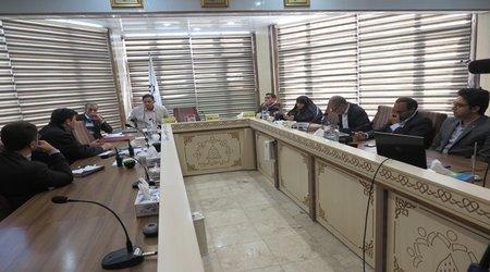 شصت و دومین جلسه کمیسیون عمران و خدمات شهری شورای اسلامی شهر / ۱۹ فروردین ۹۸