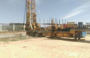 عملیات حفاری چاه صید آباد در شهرستان خواف به اتمام رسید