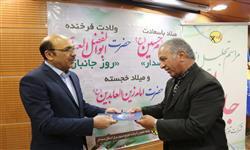 از جانبازان شرکت توزیع نیروی برق استان سمنان تجلیل شد