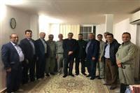 تجلیل فرماندار لاهیجان از ایثارگران و آزادگان محیط زیست  این شهرستان در تالاب امیرکلایه