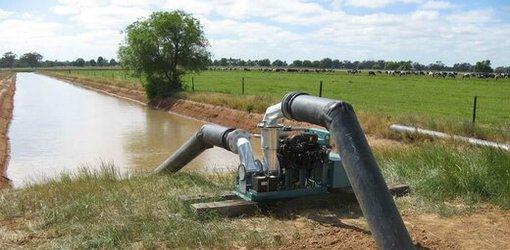 تجهیز و راه اندازی پمپهای آب منطقه ۲ با هدف توسعه  فضای سبز