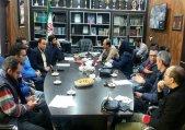 برگزاری جلسه طرح تفصیلی شهر طالقان