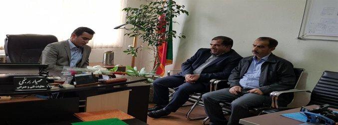 روابط عمومی منطقه دو: گزارش تصویری مراسم تجلیل از جانبازان شاغل در منطقه دو شهرداری رشت