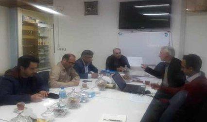 جلسه هماهنگی بررسی بارندگی های چند روز آتی در شرکت آب منطقه ای گلستان برگزار شد