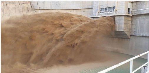 اقدامات صورت گرفته توسط شرکت آب وفاضلاب ساوه به منظور جلوگیری از  ایجاد خسارت  ناشی از سیلاب ها