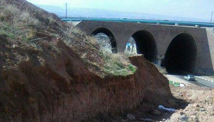 آغاز پروژه احداث سیل بند و رسوب گیر خیابان شهید رجایی (یوسف آباد)