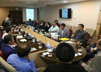 اولین جلسه شورای سیاستگذاری دومین جشنواره ملی عکس دارالسلطنه قزوین و نخستین ماراتن عکاسی ایران برگزار شد