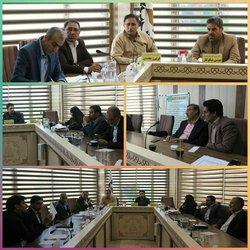 شصت و سومین جلسه کمیسیون عمران و خدمات شهری شورای اسلامی شهر برگزار شد / ۲۴ فروردین ۹۸