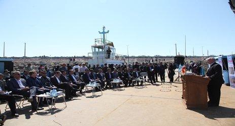 با حضوراستاندار آذربایجان غربی اقدامات مهم شرکت آب منطقه ای آذربایجان غربی در راستای احیای دریاچه ارومیه و مدیریت بحران سیل تشریح شد.