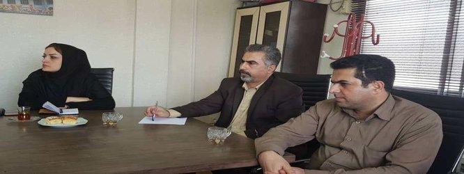 روابط عمومی منطقه دو:اولین جلسه کمیته درآمدی منطقه دو شهرداری رشت برگزار شد