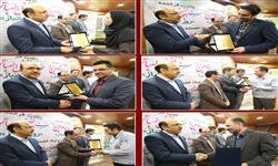 جشنواره نظام پیشنهادها و نوآوری در شرکت توزیع برق استان سمنان