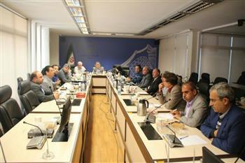 برگزاری نخستین جلسه گروه  تخصصی شهرسازی شورای مرکزی در سال جدید