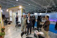 حضور فعال اداره کل حفاظت محیط زیست فارس در هجدهمین نمایشگاه بین المللی محیط زیست در تهران