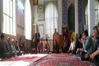 بازدید میدانی و دیدار چهره به چهره تیم کارشناسی اعزامی از محیط زیست رودبار با مردم شریف روستای پاکده عمارلو