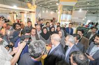 رونمایی از اپلیکیشن معرفی مناطق تحت مدیریت حفاظت محیط زیست فارس توسط معاون رئیس جمهور
