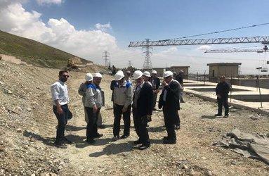 تکمیل تصفیه خانه ششم تهران در انتظار استمرار تامین منابع مالی