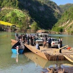 تمهیدات و اقدامات شرکت آب منطقه ای مازندران برای تسهیل در تردد ساکنین روستاهای بالادست سد گلورد