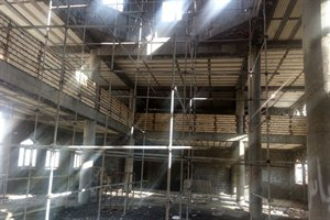 بهره برداری از مسجد جامع شهر چوار استان ایلام تا پایان سال جاری