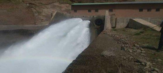 افزایش رها سازی آب سد ماملو با هدف مدیریت صحیح سیلاب