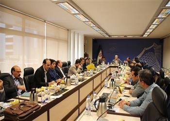 تشکیل جلسه کمیسیون روسای سازمانهای نظام مهندسی ساختمان استان ها