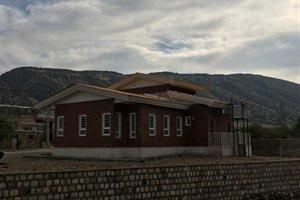 تکمیل  کتابخانه عمومی سراب ایوان استان ایلام