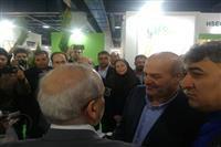 گزارش تصویری از حضور فعال اداره کل حفاظت محیط زیست استان کرمان در هجدهمین نمایشگاه بین المللی محیط زیست کشور