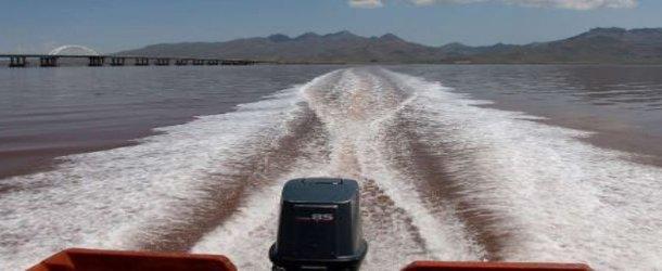 تراز دریاچه ارومیه ۷۰ سانتی متر افزایش یافت