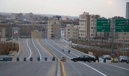 تردد در شرق تبریز روان تر می شود/ تقاطعی برای اتصال نصر به ولیعصر