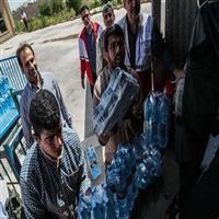ارسال محموله کمکهای بازار کوثر ۴ به مناطق سیلزده لرستان