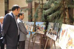 نمایشگاه عکس «شهر مهربانی» برپا شده است