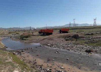 هماهنگی های لازم به منظور رفع معارض کمربندی سبز قزوین انجام شد
