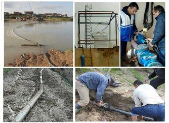 نگهداری و تعمیرتاسیسات آبرسانی  فروردین ماه  ۲ میلیارد ریال هزینه داشت