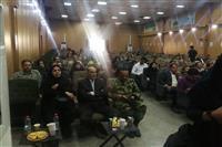 حضور مدیرکل حفاظت محیط زیست استان کرمان در ویژه برنامه آغاز هفته جهانی زمین پاک، مکان تالار آفتاب فرهنگسرای کوثر