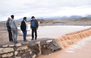 تدابیر آبفار باخرز برای کنترل بحران سیل و کاهش خسارات آن به تاسیسات آبرسانی