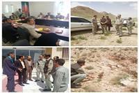 در سفر یک روزه مدیرکل حفاظت محیط زیست خراسان جنوبی به شهرستان خوسف انجام شد: