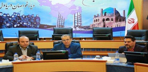 اولین جلسه شورای حفاظت منابع آب استان در سال ۹۸ به ریاست استاندار زنجان برگزارشد.
