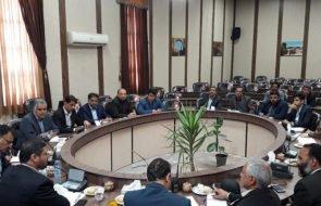 برگزاری جلسه کمیته صیانت از منابع آب در شهرستان گناباد
