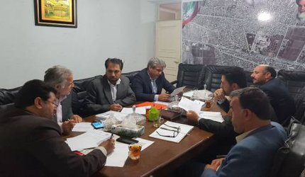 نمایندگان مردم در شورای شهر چناران، سومین جلسه هفتگی شورا در سال جدید را برگزار کردند.