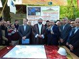 کلنگ احداث سد مخزنی لاسک در استان گیلان بهزمین زده شد/ کاهش حجم مخزن سد به منظور حفظ محیط زیست منطقه