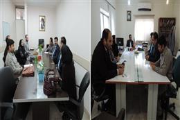 جلسات کارگروه مدیریت سبز با حضور نمایندگان دستگاههای اجرایی سوم اردیبهشت نود و هشت در شهرستان گرگان آغاز گردید