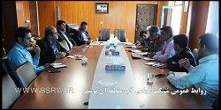 تشکیل جلسه پیگیری طرح های اجرایی شرکت