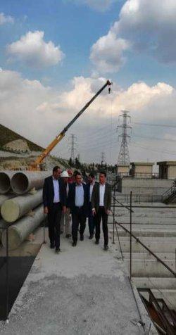 تسریع در روند احداث تصفیه خانه ششم تهران با جذب منابع مالی