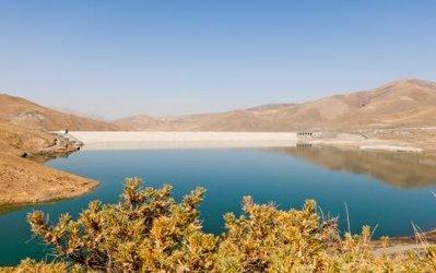 ذخیره سازی ۵۰۰ میلیون مترمکعبی آب در استان مرکزی