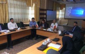 برگزاری جلسه هم اندیشی کارشناسان امور مشترکین آبفار خراسان رضوی در نیشابور
