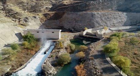 آغاز رهاسازی آب از سد شهرچایی به سمت دریاچه ارومیه