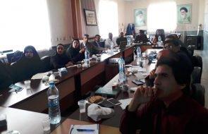 جلسه هم اندیشی کارشناسان امور مشترکین آبفار خراسان رضوی در رشتخوار برگزار شد