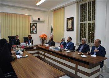 یکصدو سی و نهمین جلسه شورای اسلامی شهر بروجن با حضور فرماندار شهرستان برگزار گردید.